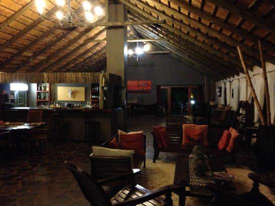 Blyde River Wilderness Lodge: Reception/Bar