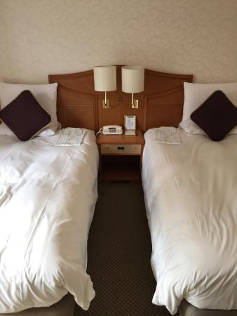 Hotel Trusty Shinsaibashi: スタンダードツインのお部屋