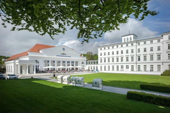 Grand Hotel Heiligendamm: Außenansicht