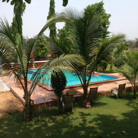 Green Valley Resort : View of the pool