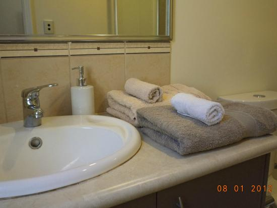 Arcadian Bed and Breakfast: Bath Room