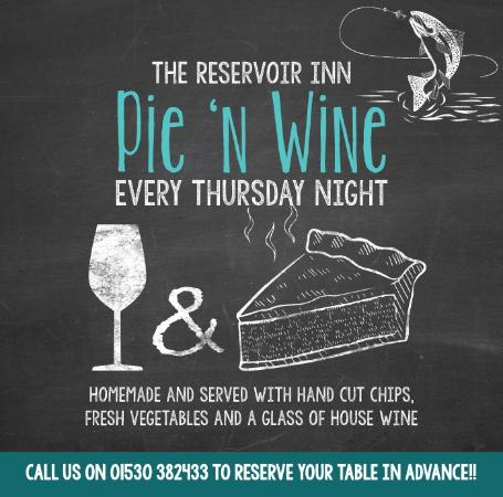 The Reservoir Inn: Every Thursday Night!
