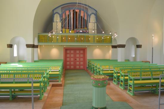 Brande, Danimarca: Uhre kirke