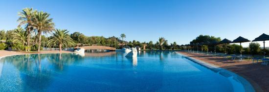 Cala Sinzias, Италия: piscina