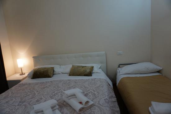 Bon Ton Suite: triple beds