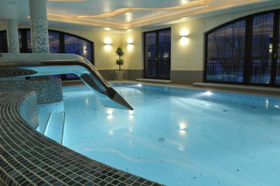 Hotel Elbrus Spa & Wellness: Basen