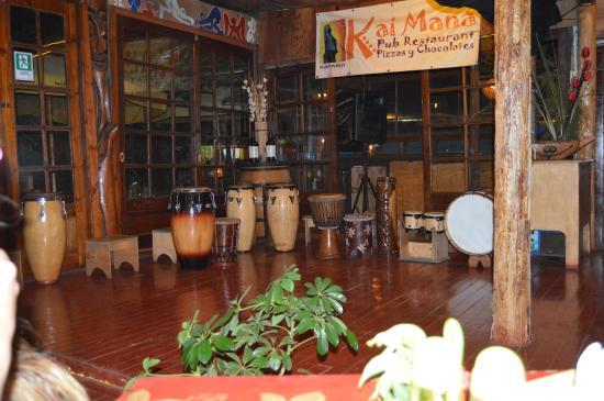 Shrimp picture of kaimana inn hotel restaurant hanga for Restaurants open on easter near me