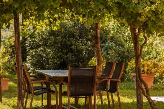 Le Mandrie di Ripalta: giardino