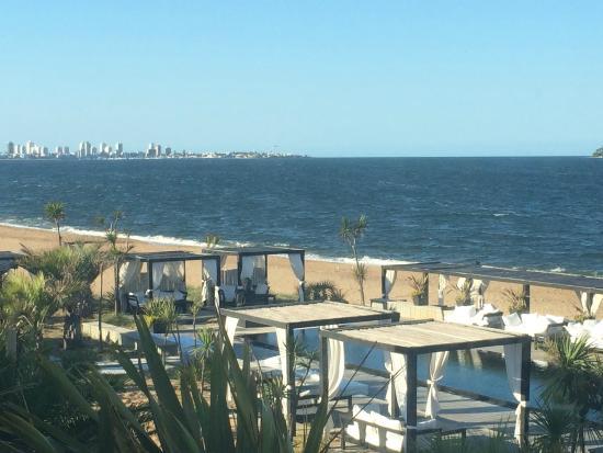 Serena Hotel Punta del Este: Vista Lateral