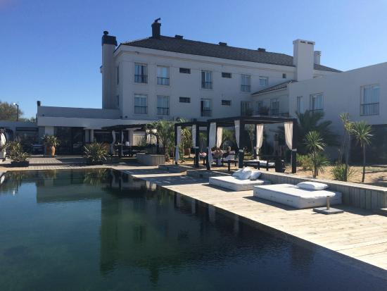 Serena Hotel Punta del Este: Vista da piscina