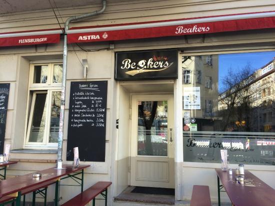 Beakers Cafe Berlin