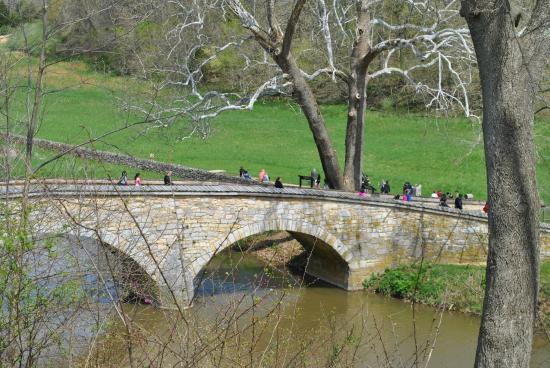 Sharpsburg, MD: Burnside Bridge