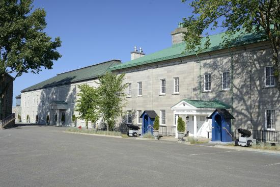 ‪Residence of the Governor General at the Citadelle‬