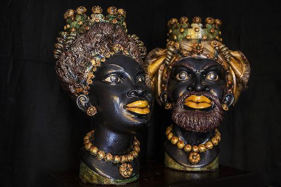 Ceramiche Dell'Artigianato Siciliano Manago