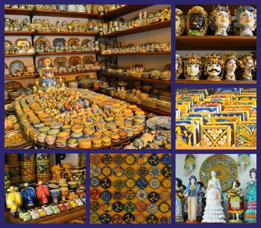le pi belle ceramiche siciliane picture of ceramiche