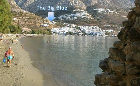 The Big Blue: The View from the other side