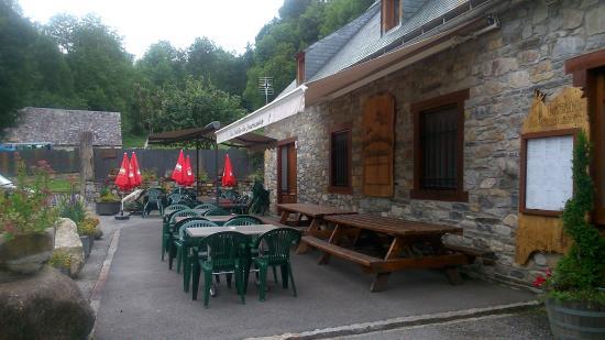 Terrasse D Ete Picture Of La Table De Saoussas Loudenvielle