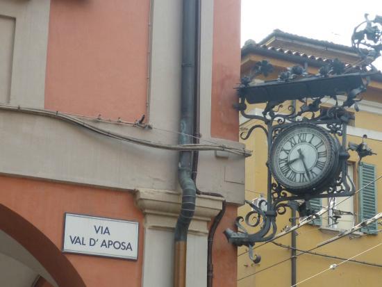 Torrente Aposa a Bologna