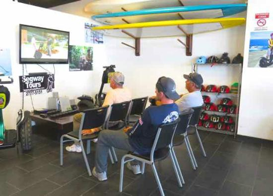 Segway Tours of Costa Rica: school for ou husbands!