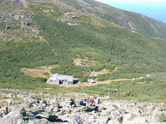 Appalachian Mountain Club High Huts: Madison springs Hut