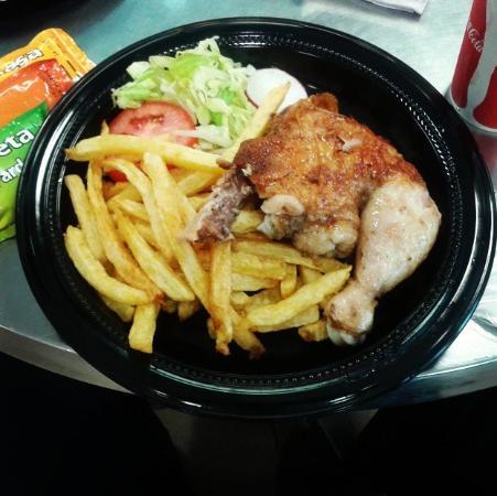 Pardos Chicken Aeropuerto