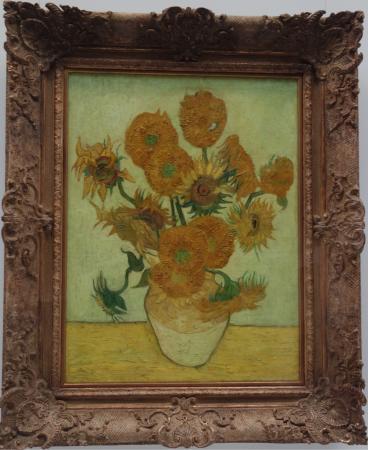 Seiji Togo Memorial Sompo Japan Nippponkoa Museum of Art : Gogh Sunflower