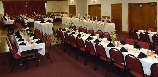 Raymond, Ιλινόις: Banquet Room