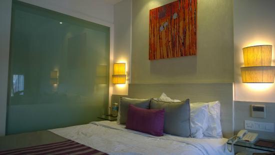 The Ashtan Sarovar Portico: Room