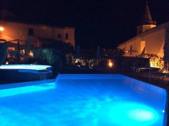 La Locanda delle Donne Monache: During the night