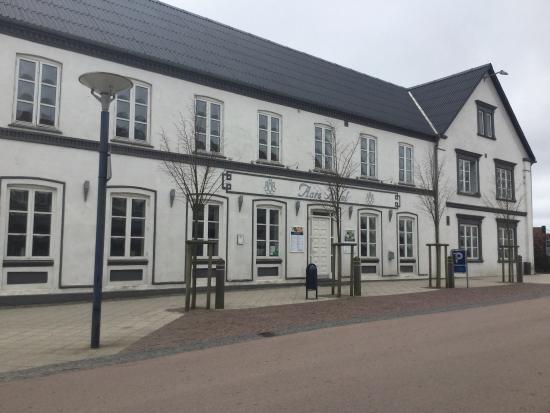 Aars Hotel Restaurant: Facaden