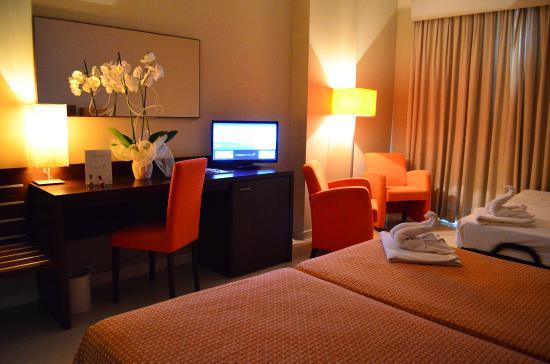 Hotel Bahia Calpe: Hab. Familiar