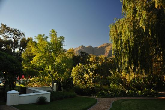 Landscape - Franschhoek Manor: FM