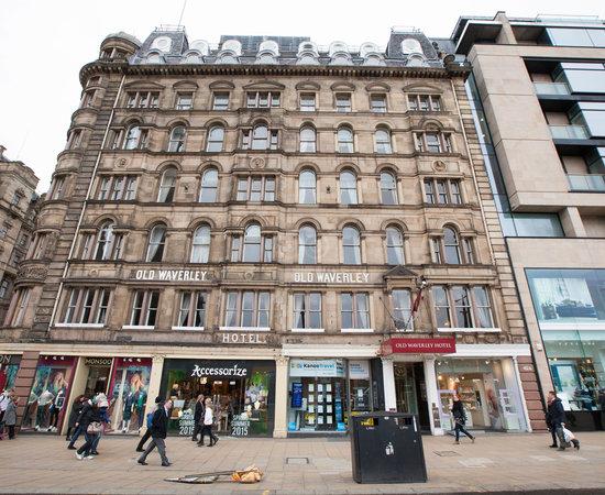 Old Waverley Hotel Edinburgh Reviews