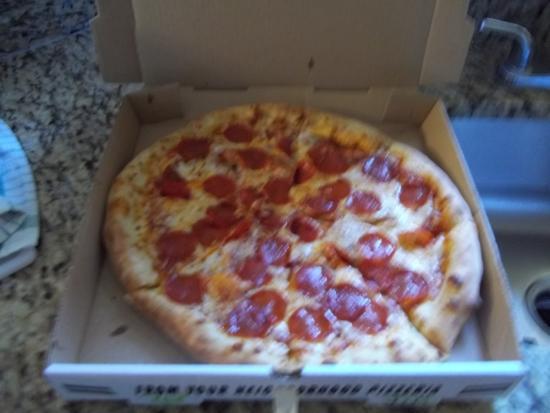 Billow Street Pizza Edisto tradition