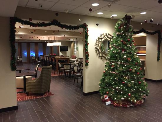 Hampton Inn Waynesburg: Christmas at the Hampton