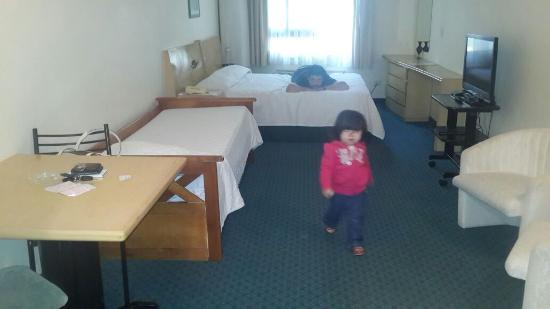 Marti Apart Hotel: inspeccionando todo