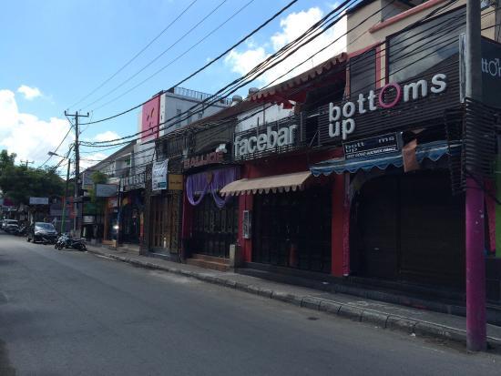Bali Joe Bar: Jl Dhynapura