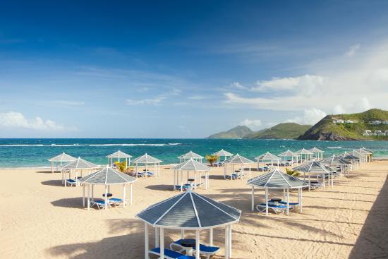 St Kitts Marriott Resort The Royal Beach Cabanas