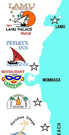 Lamu Palace Hotel: Romantic Hotels Kenya