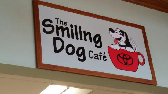 The Smiling Dog Cafe