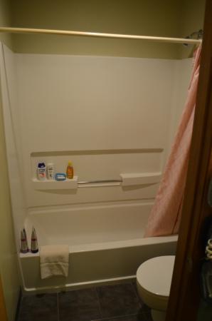 Summit Inn: Banheiro