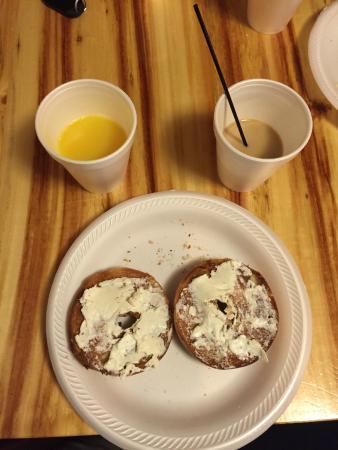 Summit Inn: Café da manhã