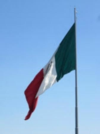 Spanish Language Institute - Day Course: Mexico flag
