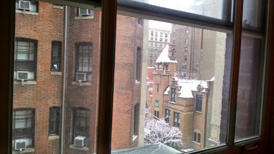 Buenos Dias Nyc Bild Von Hotel Belleclaire New York City