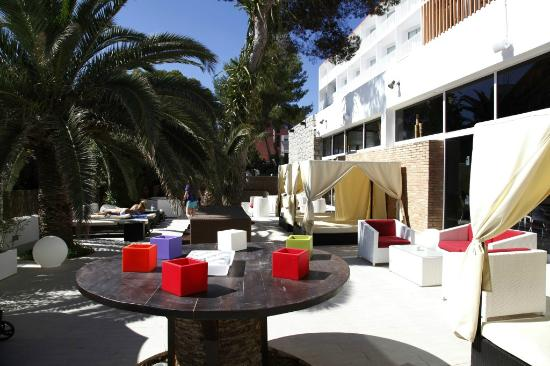 azuLine Hoteles Mar Amantis I & II: Chill out