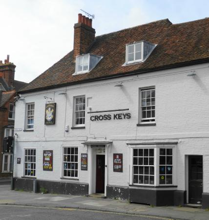 ‪Cross Keys‬