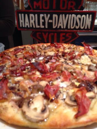 Pizza Per Caso Le Quattro Coppe : L'unica .... La JHAN CASLÓ !!!