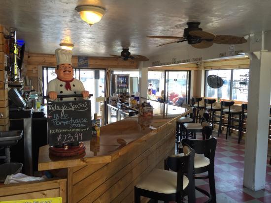 Cedar Key Restaurants Breakfast