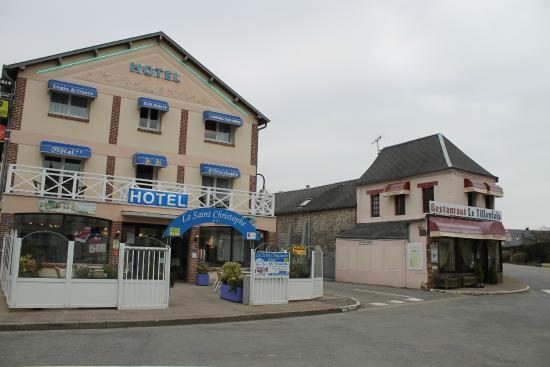 Le Tilleul, France: Отель
