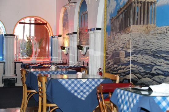 Gyro platter picture of plaka ii restaurant fort myers
